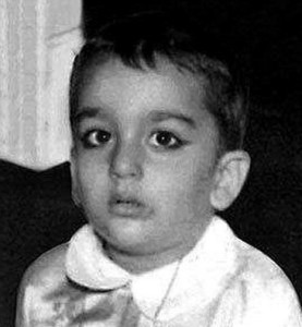 Sanjay Dutt childhood pictures 1