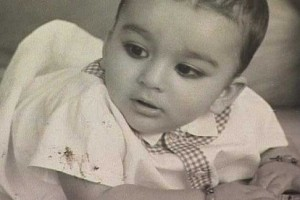 Sanjay Dutt childhood pictures 6
