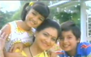 Shahid Kapoor childhood pictures 7