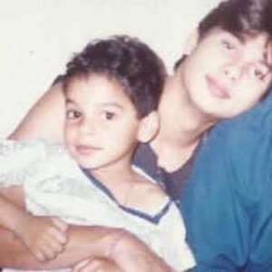 Shahid Kapoor childhood pictures 8
