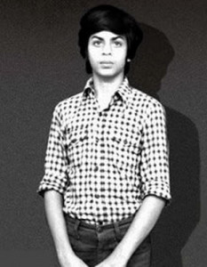 Shahrukh Khan childhood pictures 1