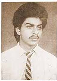 Shahrukh Khan childhood pictures 10