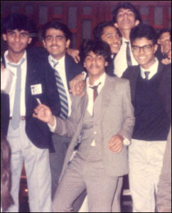 Shahrukh Khan childhood pictures 3