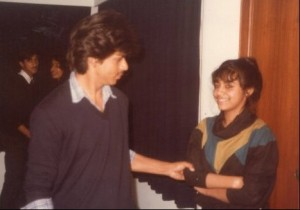 Shahrukh Khan childhood pictures 5