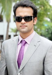 Brother in law Rohit Roy