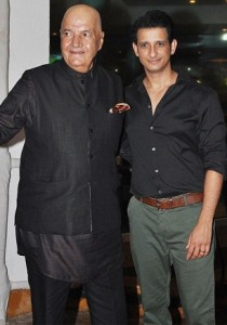 Father in law Prem Chopra