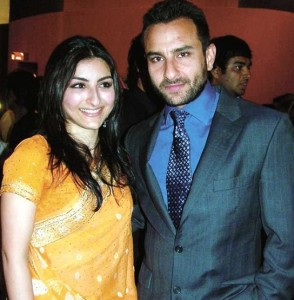 Soha Ali Khan family photos brother Saif Ali Khan