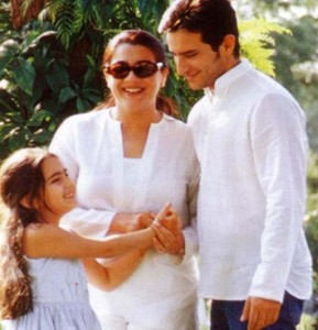 Soha Ali Khan family photos sister in law Amrita Singh