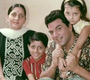 Sunny Deol childhood pictures 2