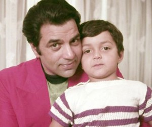 Sunny Deol childhood pictures 4