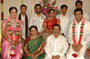 Suriya Sivakumar rare family photos 1