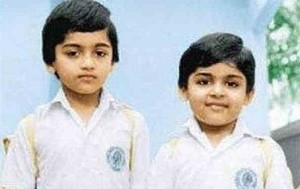 Suriya childhood pictures 1