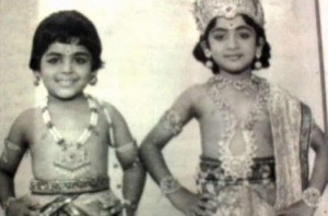 Suriya childhood pictures 11