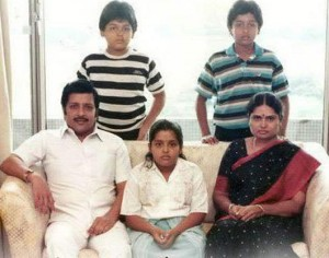 Suriya childhood pictures 3