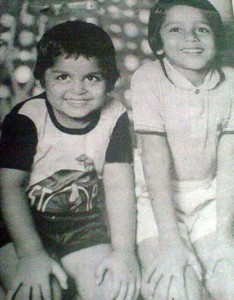 SURYA CHILDHOOD