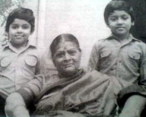 Suriya childhood pictures 5