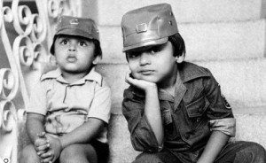 Suriya childhood pictures 6