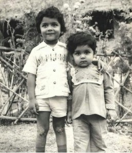 Suriya childhood pictures 8