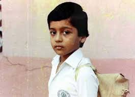 Suriya childhood pictures 9