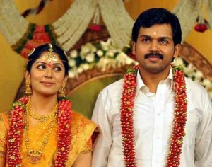 Karthi and sister in law Ranjini Chinnaswamy