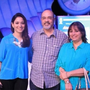 Tamannaah Bhatia Parents