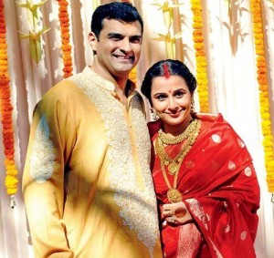 Vidya Balan family photos husband Siddharth Roy Kapur