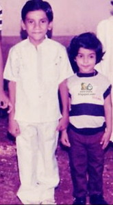 asin thottumkal childhood photos 14