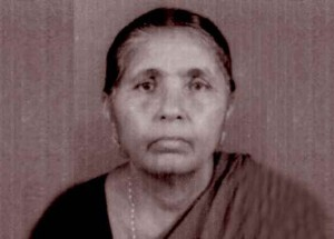 Grand mother Tottempudi Ratnamma