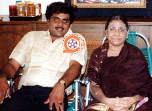 Ambareesh parents mother Padmamma