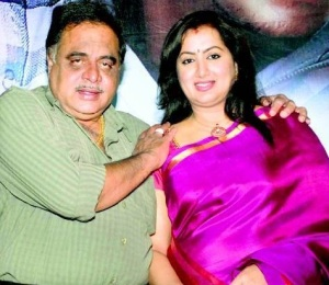 Ambareesh wife Sumalatha