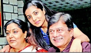 Ananth Nag daughter Aditi