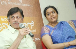 Ananth Nag wife Gayatri