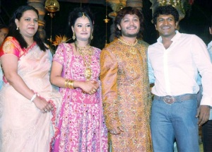 Golden Star Ganesh wedding photos 2