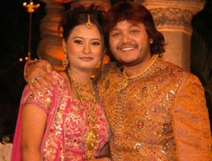 Golden Star Ganesh wedding photos 3