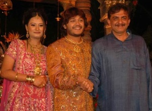 Golden Star Ganesh wedding photos 6