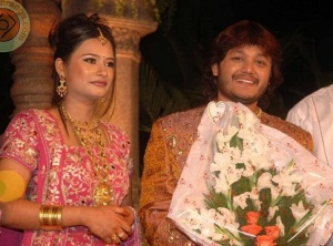 Golden Star Ganesh wedding photos 7