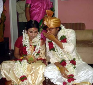 Golden Star Ganesh wedding photos 8