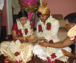 Golden Star Ganesh wedding photos 9