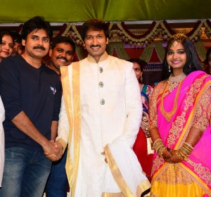 Gopichand wedding photos 2