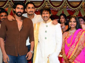 Gopichand wedding photos 5