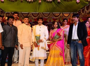 Gopichand wedding photos 6
