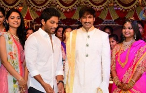 Gopichand wedding photos 7