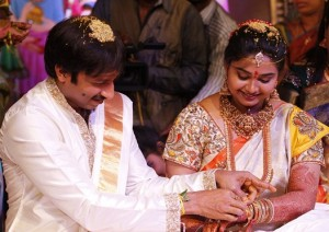 Gopichand wedding photos 8