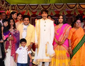 Gopichand wedding photos 9