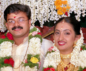 Jayasurya wedding photos