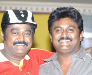 Komal Kumar brother Jaggesh