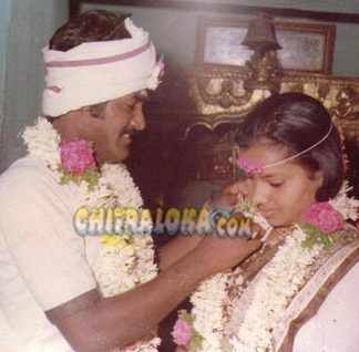 Celebrity marriage photos in south india