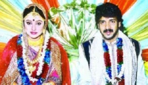 Kannada actor Upendra wedding photos 1