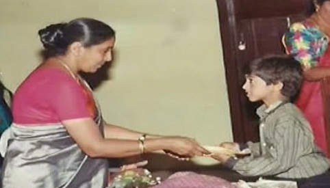 Actor Yash family, childhood photos – Rocking star | Celebrity