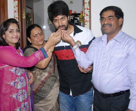 Image result for yash family photos
